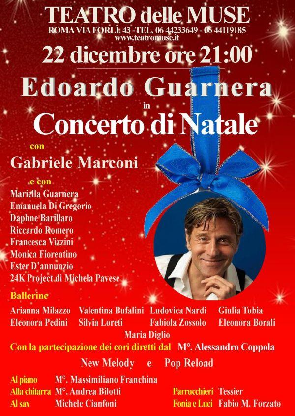 Concerto di Natale di Edoardo Guarnera